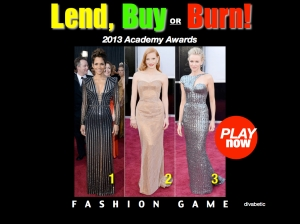 Lend, Buy or Burn! Game