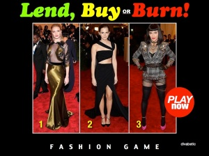 Lend, Buy or Burn!