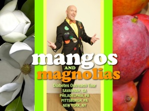 Divabetic Mangos And Magnolias Stage Show