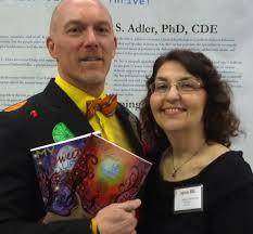 Mr. Divabetic and Dr. Beverly S. Adler