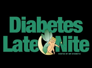 Divabetic's Diabetes Late Nite podcast